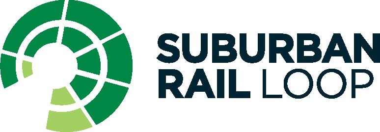 Suburban Rail Loop logo