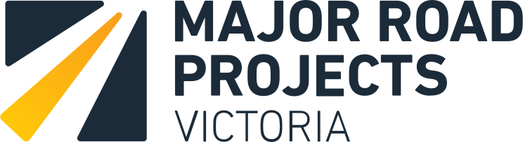 Major Road Projects Victoria logo