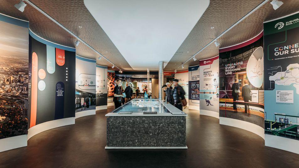 Metro Tunnel HQ