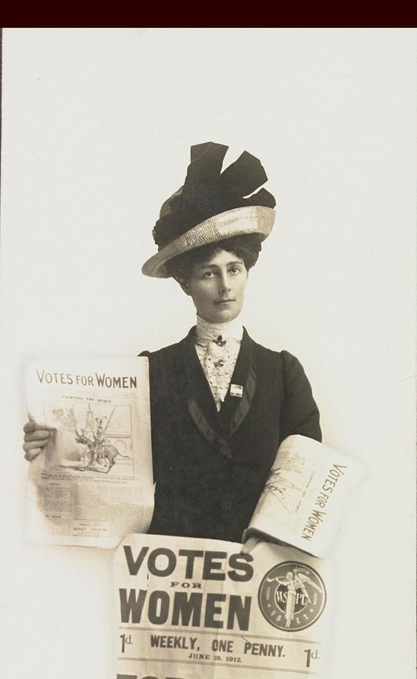 Image of Vida Goldstein