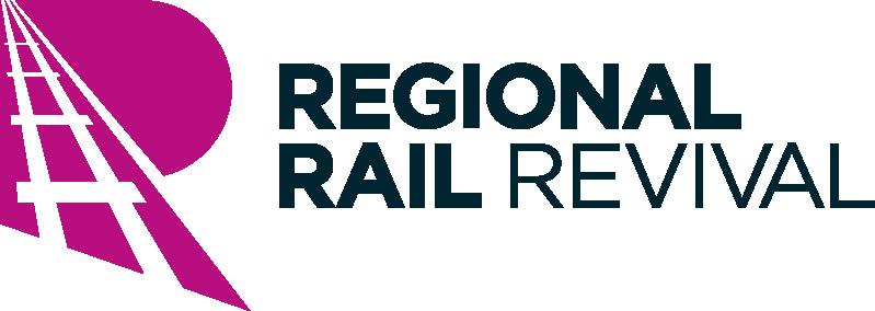 Regional Rail Revival logo