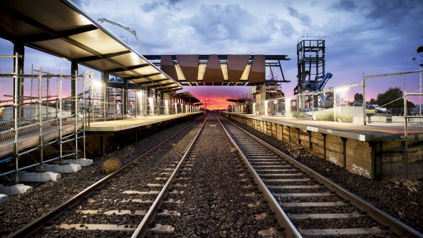 Rockbank Station